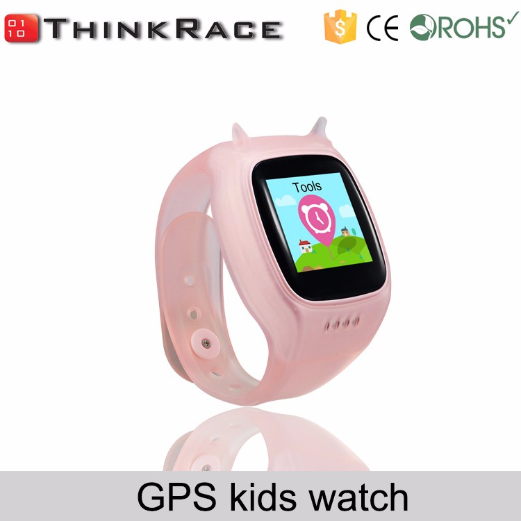 New Arrival Customizable gps tracker bracelet for child hand watch mobile phone with gps tracker bracelet