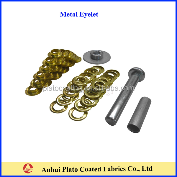 Grommet Customized Stainless Steel Garment Eyelets