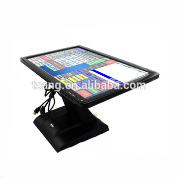 15 inch 17 inch 19 inch LCD USB Touch Screen Monitor for Desktop Computer Pos