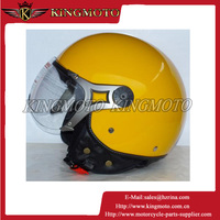 KM-01 new designed open face full face motorcycle helmet from helmet
