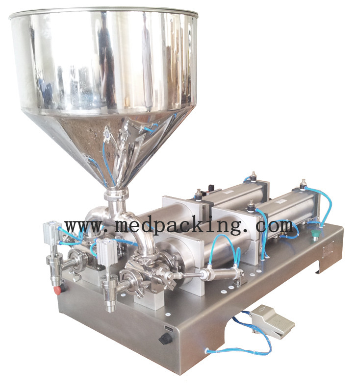Cream spices powder filling packing machine