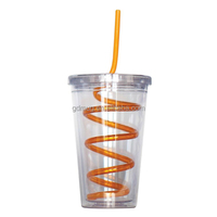 double wall advertising tumbler