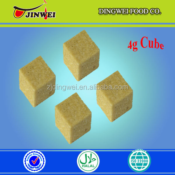 4g*50*40/carton health halal barbecue seasoning cubes/powder for africa market