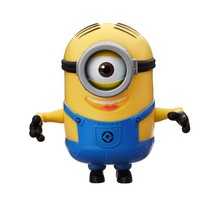 Unique Minion 2 Poseable Plastic Figure Toys