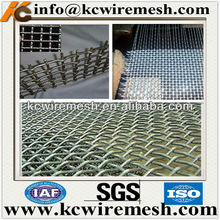 Heavy duty crimped wire mesh fence manufacturer in China!!!