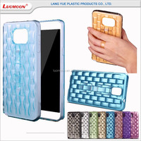 with plastic button mobile phone cover for samsung galaxy win coremax s g i 6 7 8552 8558 5108 edge case