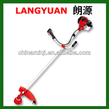 Good quality gasoline brush cutter with 40T alloy blade