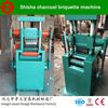 Fast Delivery coconut powder charcoal briquette machine