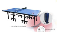 KBL-12T03 Strong construction table tennis table