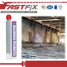 thixotropic epoxy resin stainless steel fastener silicone bond fabric glass adhesive/sealant