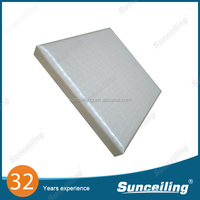 2015 decorative sound isolation polypropylene wall panel
