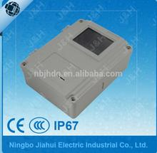 JHASB007 IP67 245*190*88mm Aluminium Waterproof Electronic Case Junction Enclosure Box