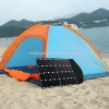 2017 New product high efficiency 60W USB foldable solar panel charger