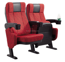 Modern design metal folding luxury vip cinema chair YA-239