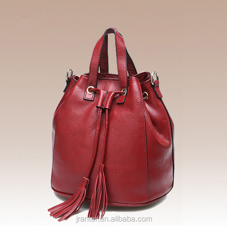 Hot sales women leather shoulder bags leather bags manufacturing companies