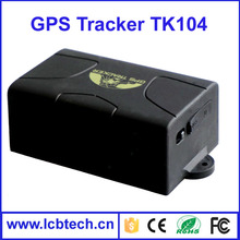 High-quality car gps tracker vehicle gps tracker gps car tracker 104 build in large capacity battery long standby time by 80days