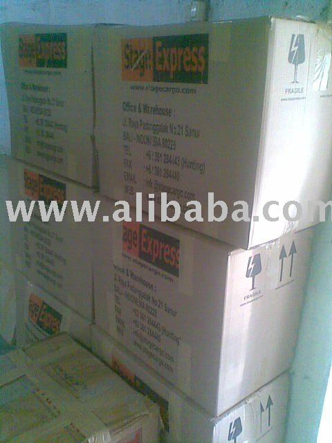 Air Freight Cargo from Bali