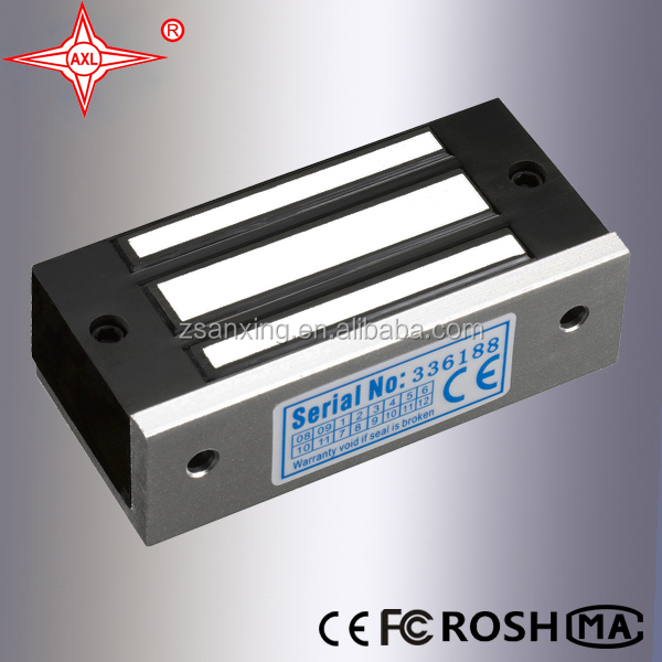 60KG Mini Electromagnetic Lock for small door cabibet