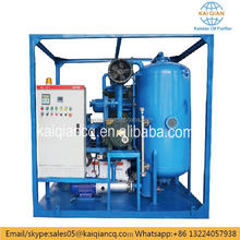 Used Transformer Insulation Oil Filtration System