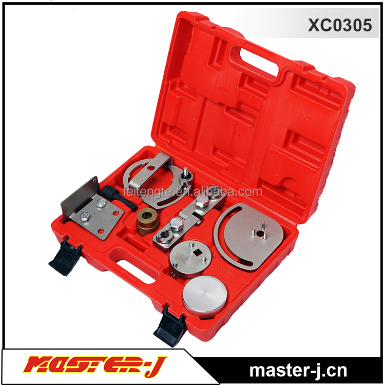Engine Timing Tool Set For Volvo 3.0,3.2 T6 and for Freelander 2 3.2 i6 repair tools for cylinder head