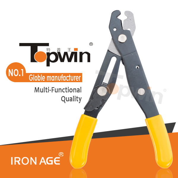China free sample hand tools crimping pliers wire stripper cutter suit for rubber insulated wire cable