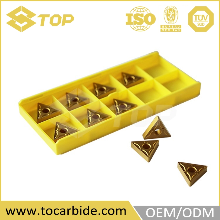 OEM supplied tungsten carbide chip, turning tools insert, carbide brazed tip