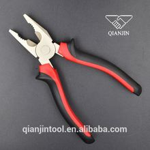 QJ-T12 Wholesales stainless steel wire cutter plier function of combination pliers