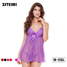 New Model Oem Customized Sizes Various Colors Sweety Female Women babydoll lingerie