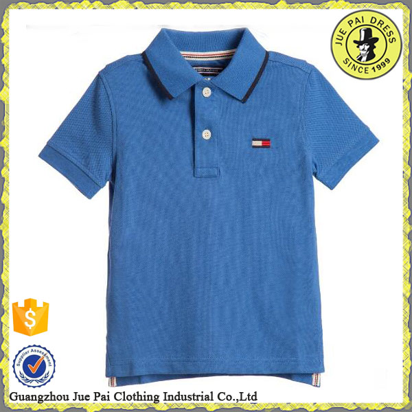 custom school uniform kids pique polo shirt buy school