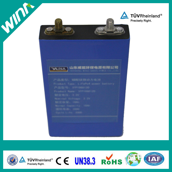 Large capacity 12V 10Ah Li-ion battery for electric bike