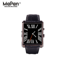 IPS touch screen IP53 good water proof smart wrist watch phone with sms message pushing