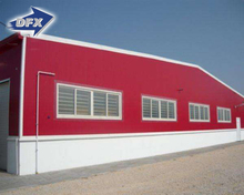 Construction Design Corrugated Sheet Steel Structure Warehouse