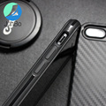 Carbon fiber phone case for iphone 7 plus, for iphone 7 plus carbon fiber case
