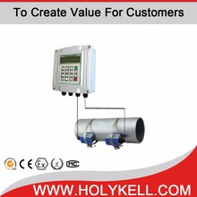 UF2000SW CE approved portable ultrasonic flow meter price ultrasonic transducer flow meter