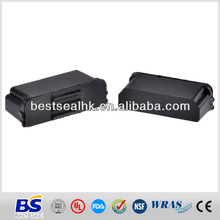 RoHS compliance rubber bumper strip from china