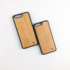 Plain wood phone accessory mobile case for Huawei, real wood phone back cover for Huawei P10