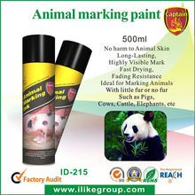 Animal Marking markers spray sheep