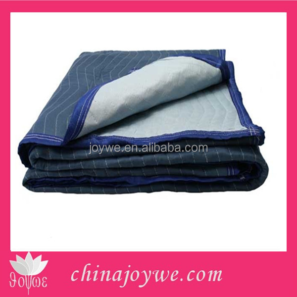 Waterproof Furniture Moving Blanket Moving House Use Nonwoven Blanket 72''X80''