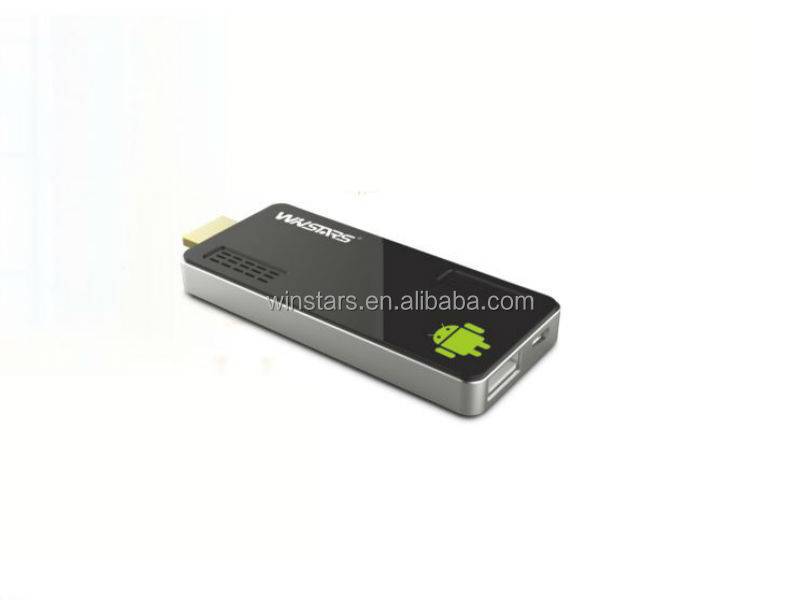 Android Smart TV Dongle Support DLNA Network Media sharing and download,Wireless-N TV Dongle providing up to150Mbps transmission