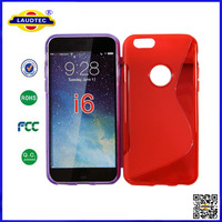 For Apple Iphone 6 TPU Back Cover Case,TPU Cover Case for Iphone 6