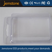 Clear plastic clamshell,cheap blister clamshell packaging