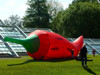 giant advertising vegetable inflatable chili power inflatable hot pepper