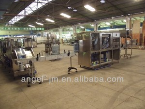 5 gallon drinking water production plant/ 5 gallon mineral water production line/ 20L barrel drinking water production line