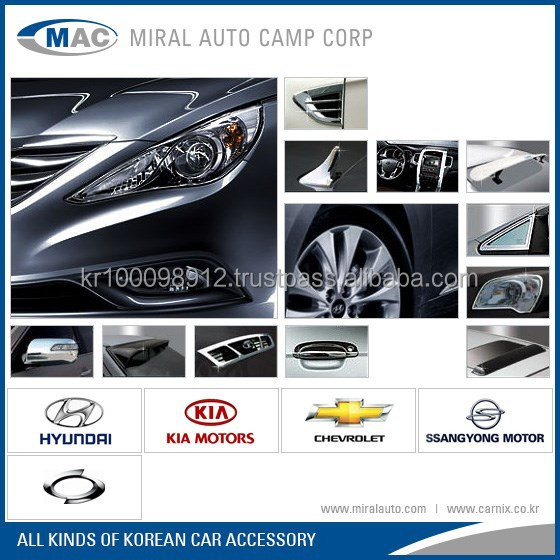 All Kinds of Korean Car Accessories
