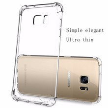 2017 high quality cover armor case clear shockproof case for samsung j5 prime