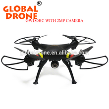 Global Drone GW180 RC Quadcopter Drone Height Hold Mode With 4k/1080P Wifi HD Camera