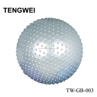 Tengwei Exercise Fitness Gym Barbed massage Yoga Ball
