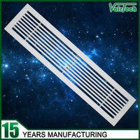 aluminum high quality ceiling diffusers supply air grilles