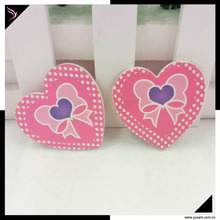 Hot on sale mini heart shape nail file for woman use