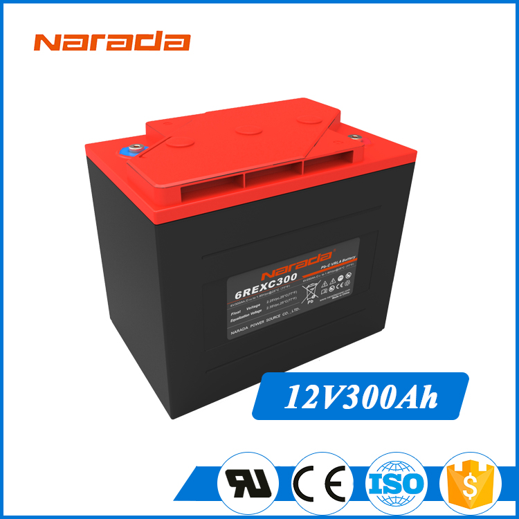 New Energy 6V 300Ah Camera Digital Backup Chilwee Battery